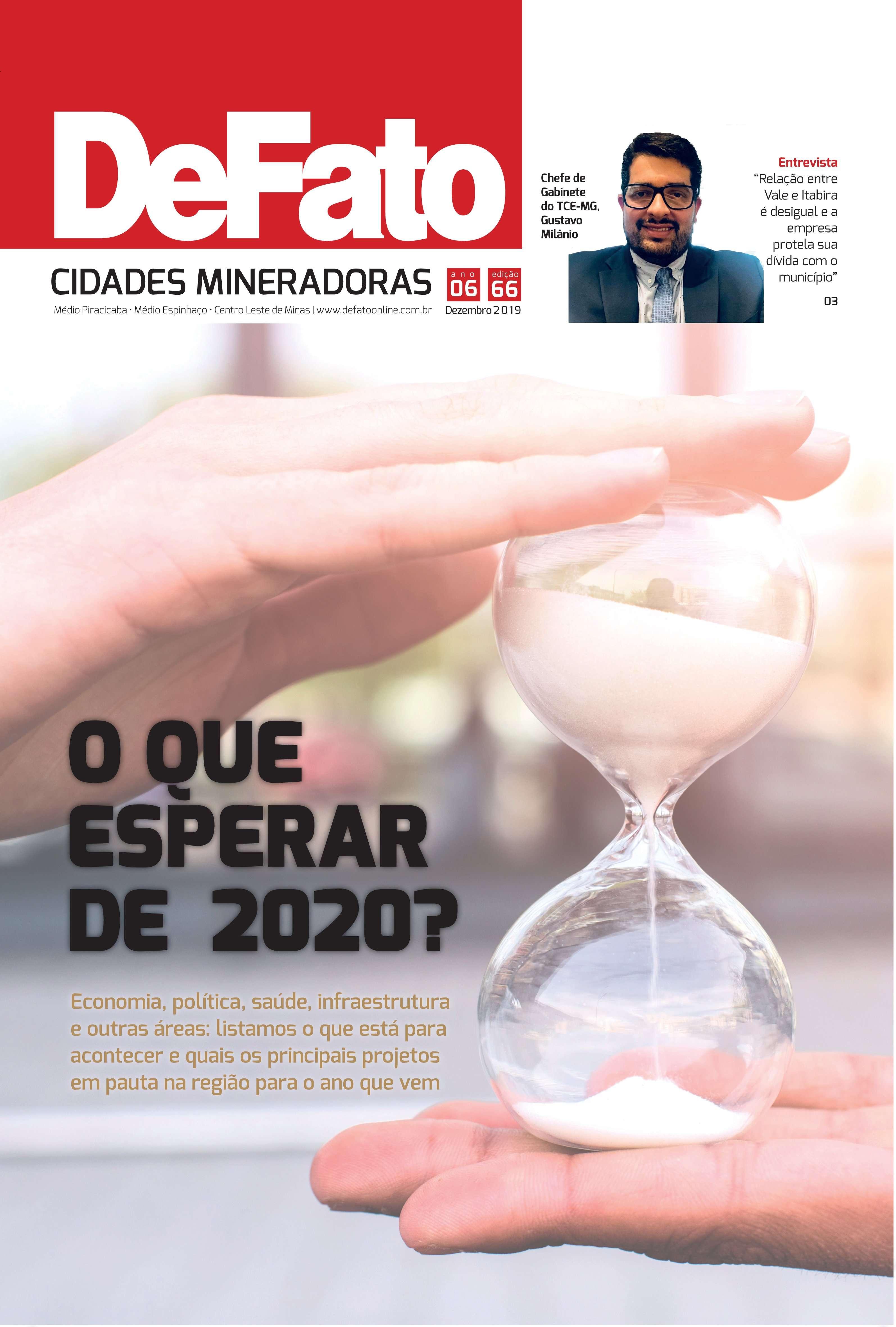 Jornal DeFato Cidades Mineradoras – Edição 66
