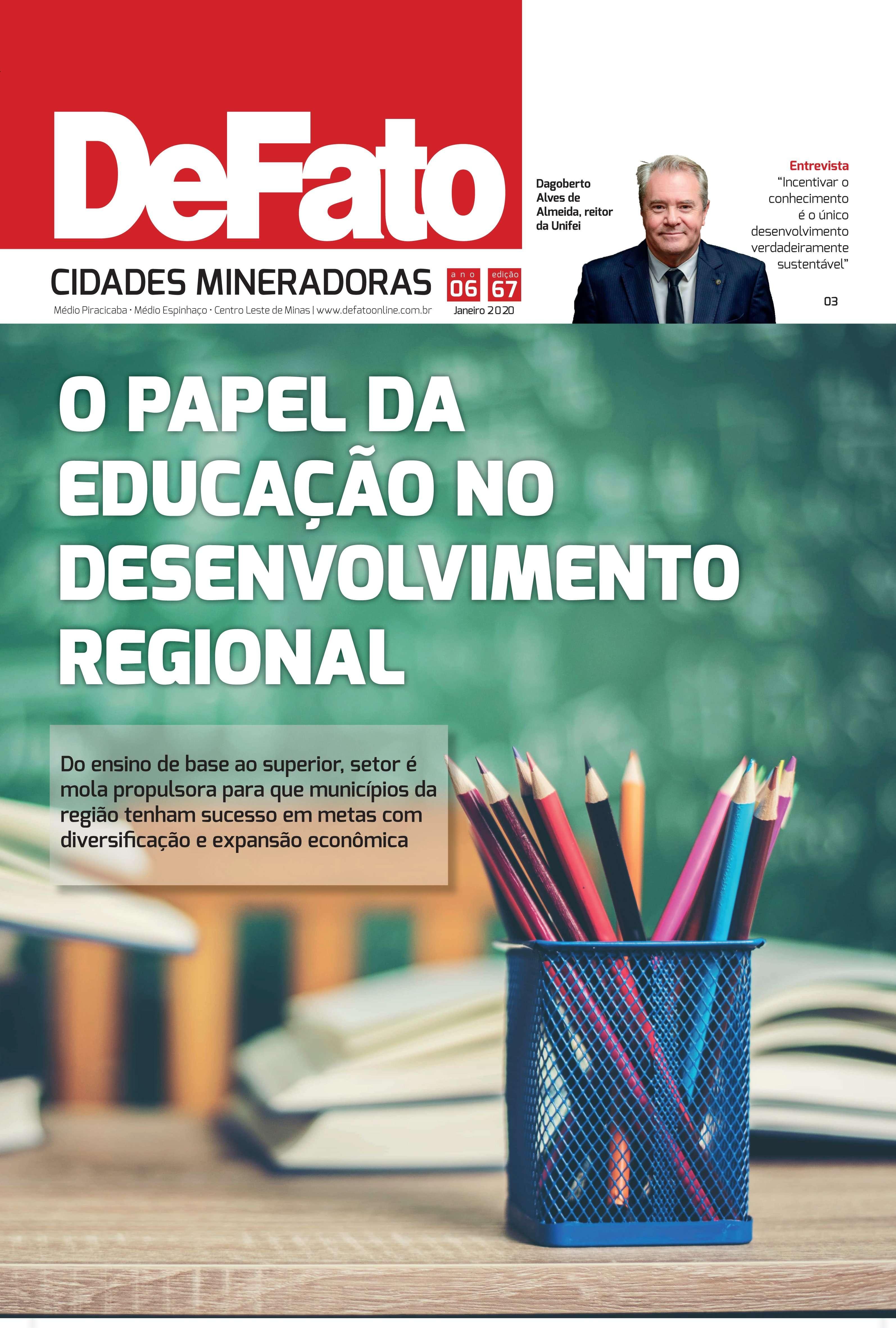 Jornal Cidades Mineradoras  – 67