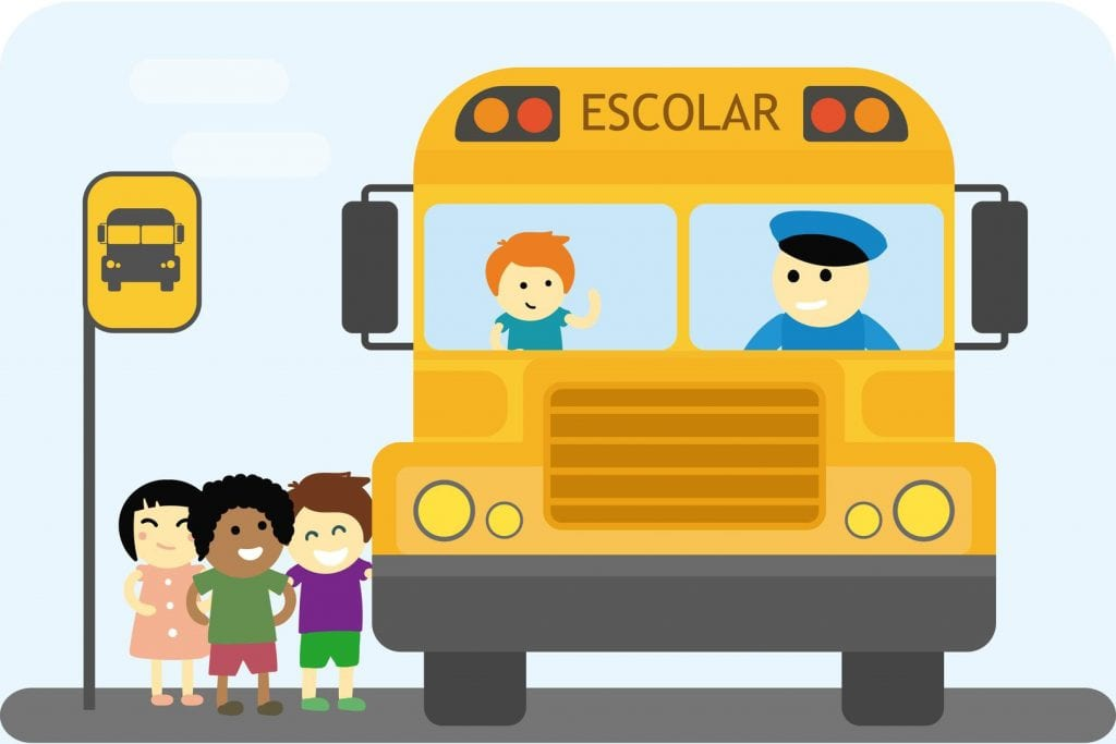 Inscrições para o transporte escolar em Monlevade terminam dia 12
