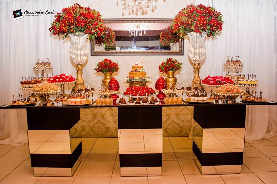 Para realizar festas incríveis, o Gut's Buffet investe na diversidade e atendimento de qualidade