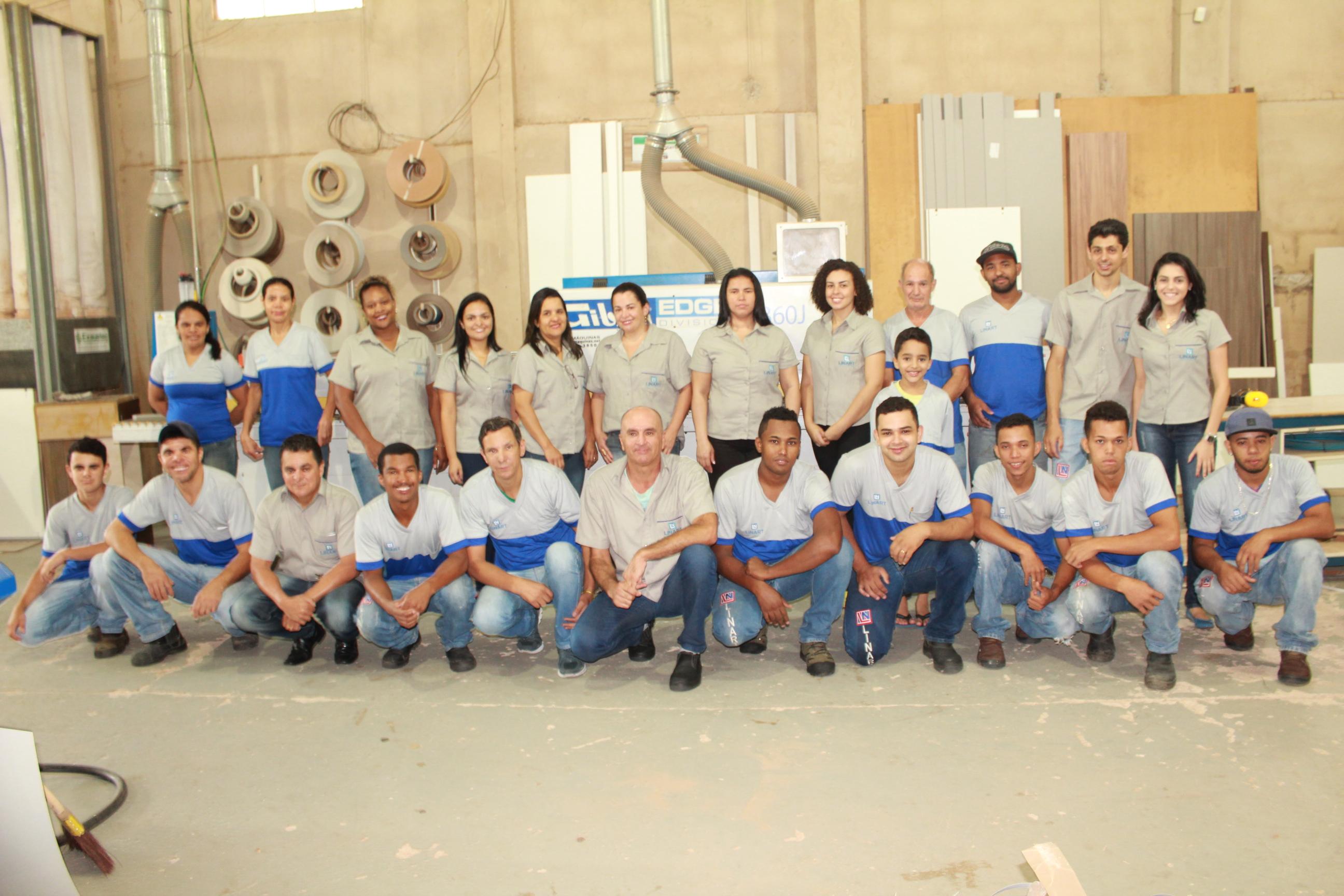 Grupo Linart completa 30 anos de mercado com marca nova e mesma dedicação aos clientes