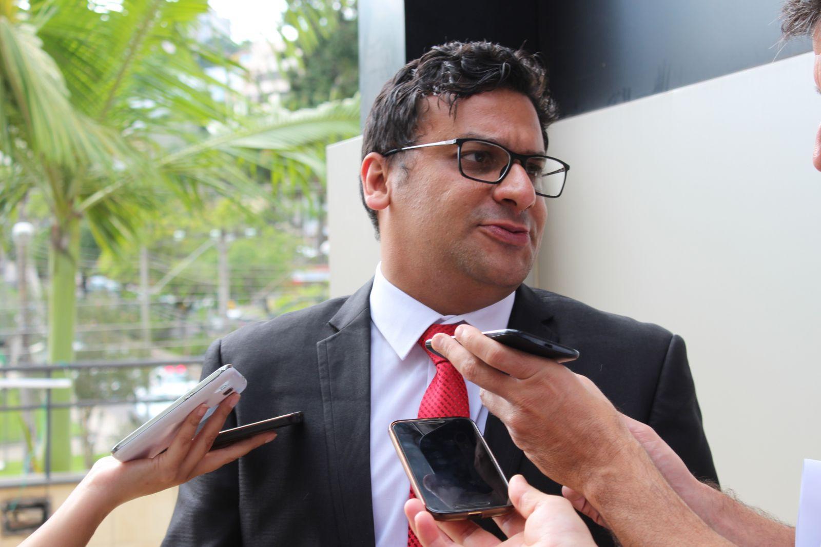 André Viana diz que recorrerá de liminar que mantém o terceiro dígito nas bombas de postos em Itabira