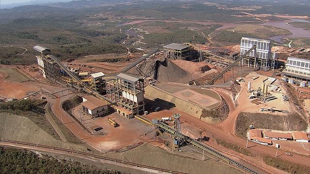 Anglo American anuncia vagas para operador de mineroduto e engenheiro