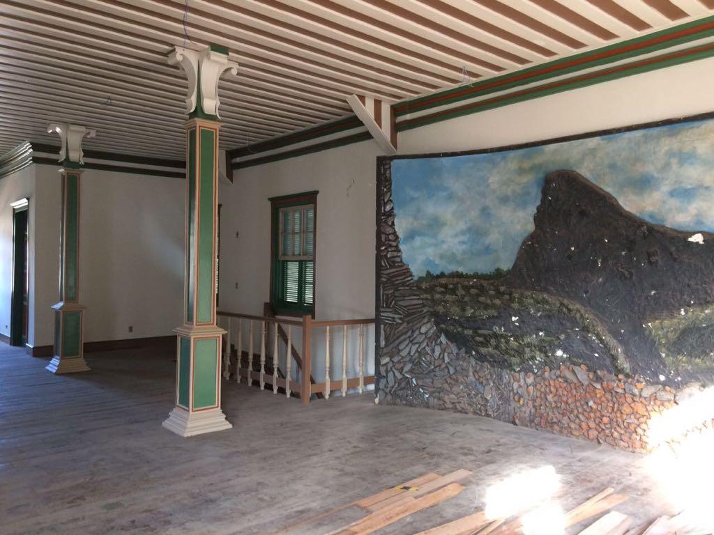 Reforma no Museu de Itabira está finalizada