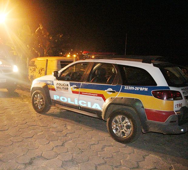 Polícia prende homem que pulou muro e adentrou comércio no bairro Areão