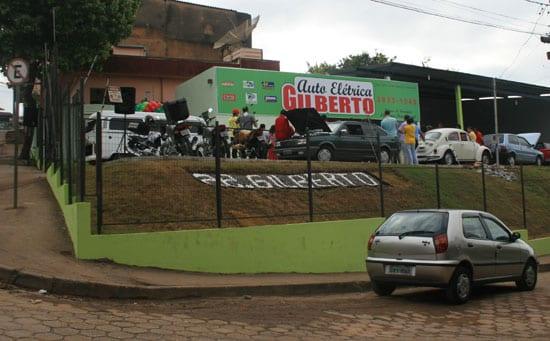 Auto Elétrica Gilberto inaugura nova sede em Itabira
