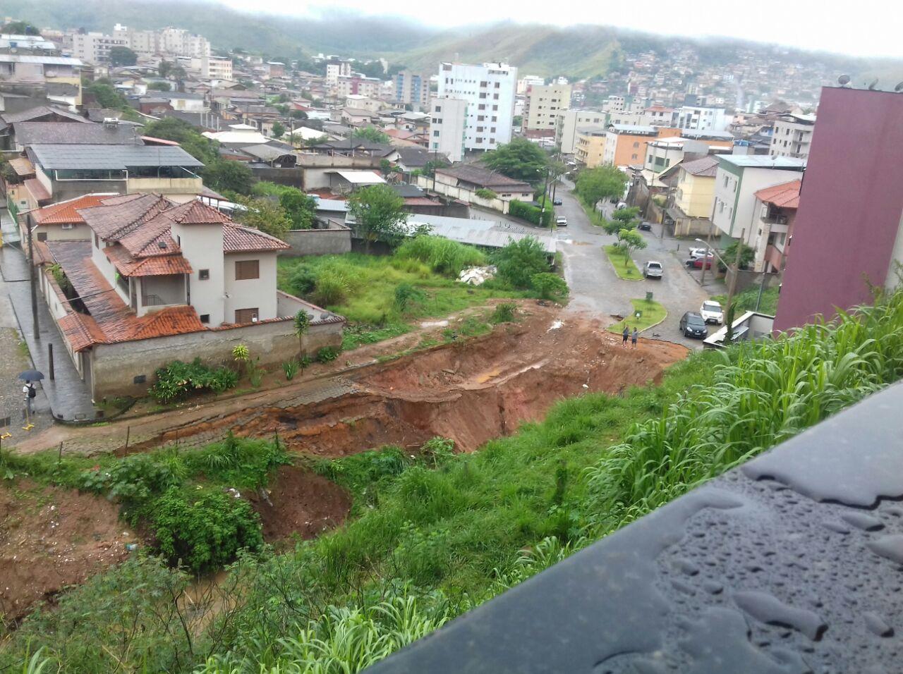 Chuva deixa rastro de estragos em João Monlevade