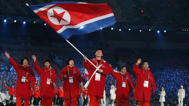 Coreia do Norte diz querer distância dos EUA nos Jogos Olímpicos de Inverno