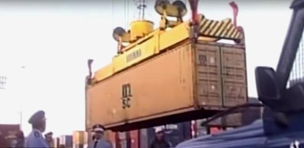 Brasileiro é detido com 541 kg de cocaína em porto do Marrocos