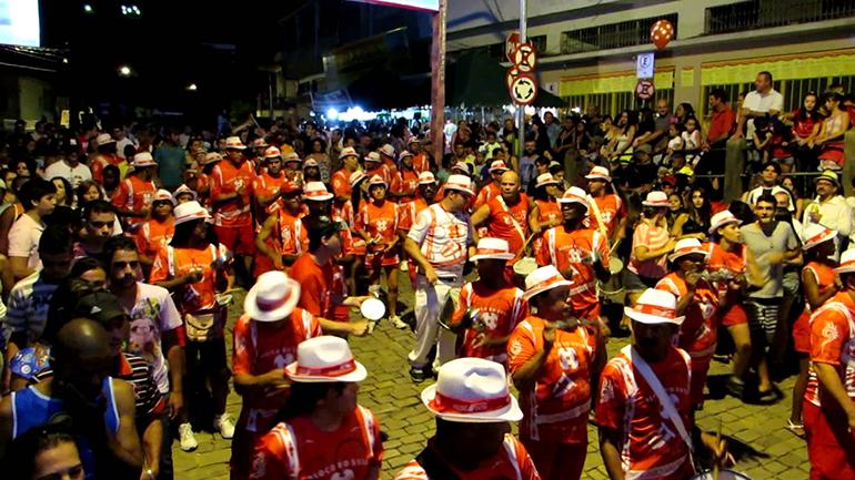 Um dos mais tradicionais da região, Carnaval de São Domingos do Prata tem início no dia 8