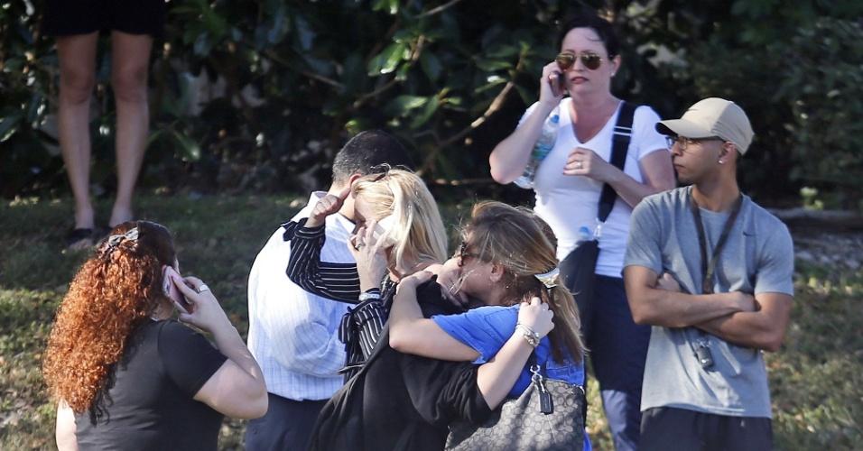 Tiroteio em escola da Flórida tem 17 mortes confirmadas