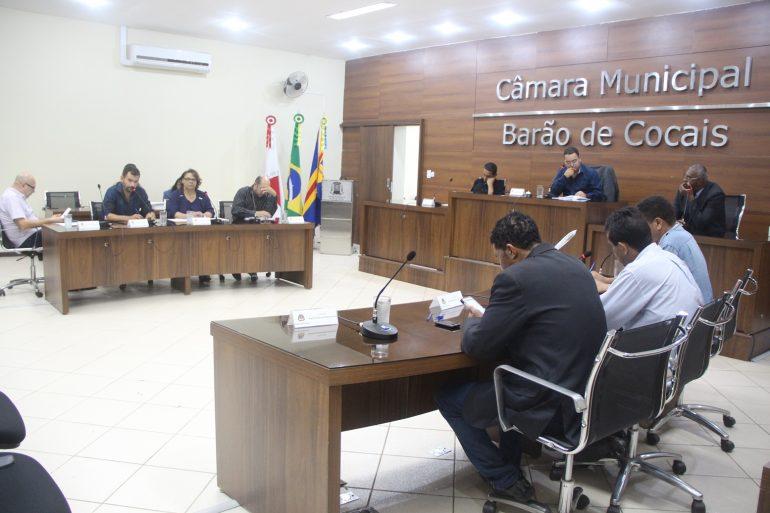 Eleições 2020: 64% dos vereadores vão tentar a reeleição em Barão de Cocais