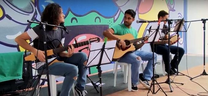 Música, reflexão e transformação se unem em projeto de estudantes da Unifei Itabira