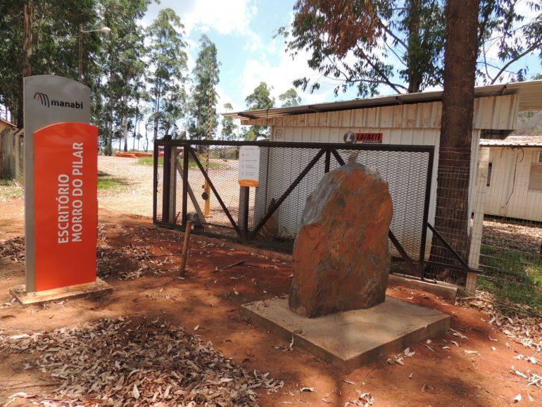 MLog, ex-Manabi, retoma projeto de mineração milionário em Morro do Pilar