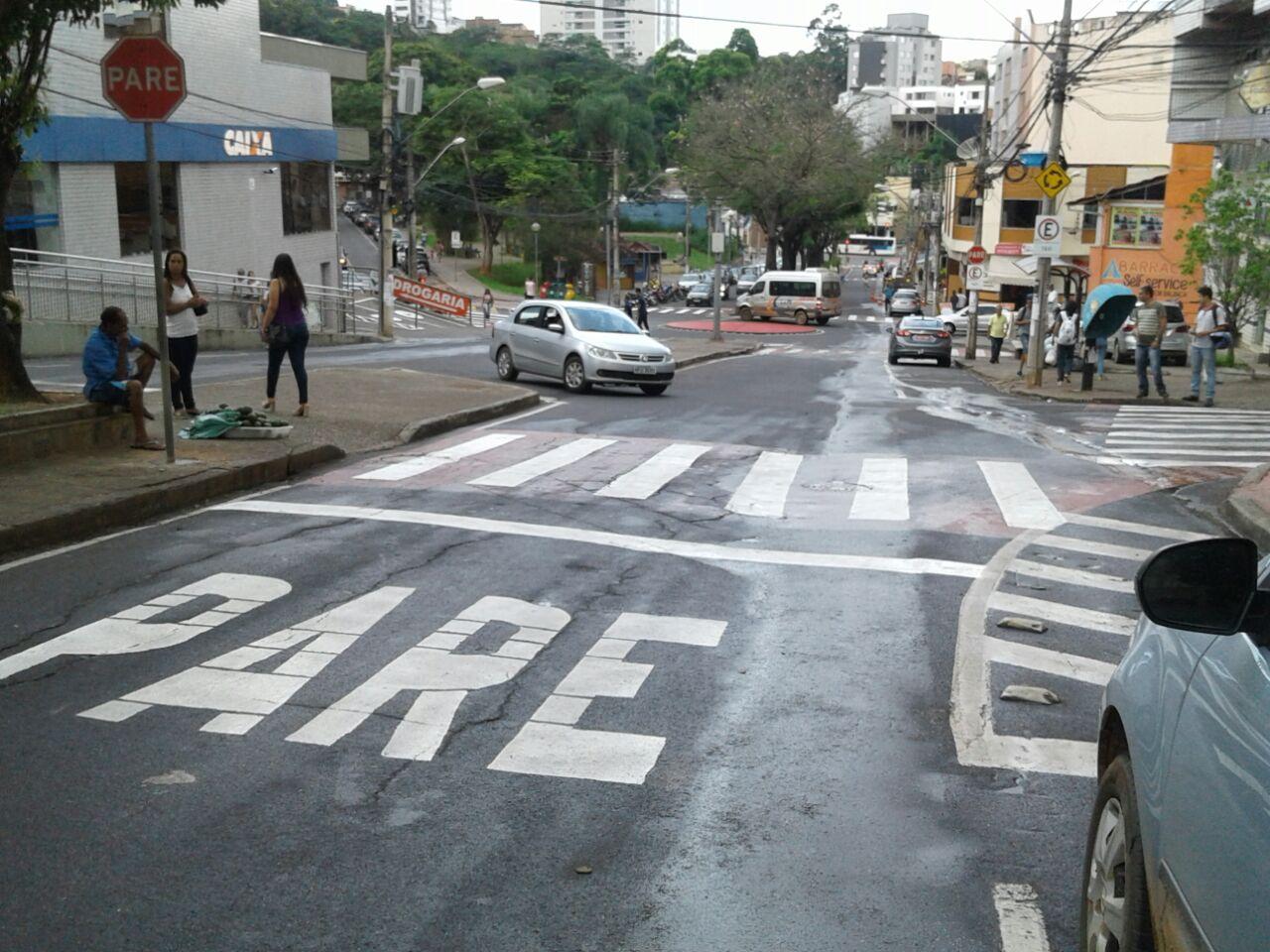 Transita faz modificações no trânsito da avenida Daniel de Grisolia; veja