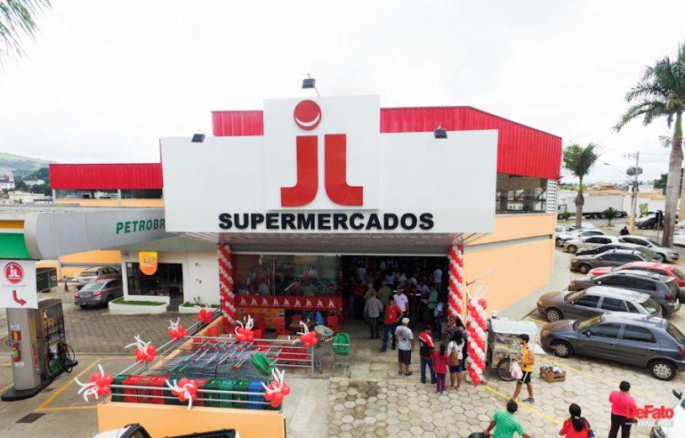 Com casa nova e para toda a família, JL Supermercados abre as portas de sua nova unidade