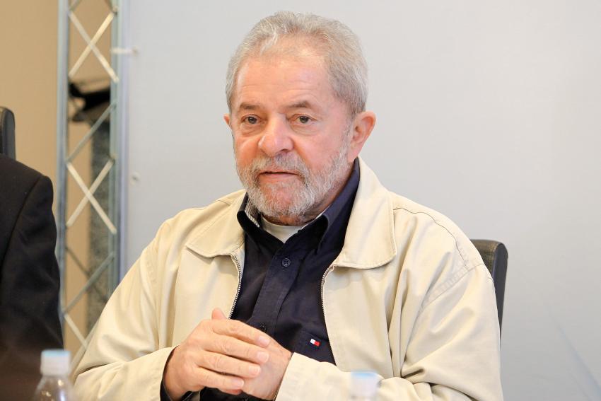 Julgamento sobre prisão de Lula será iniciado no dia 4 de maio