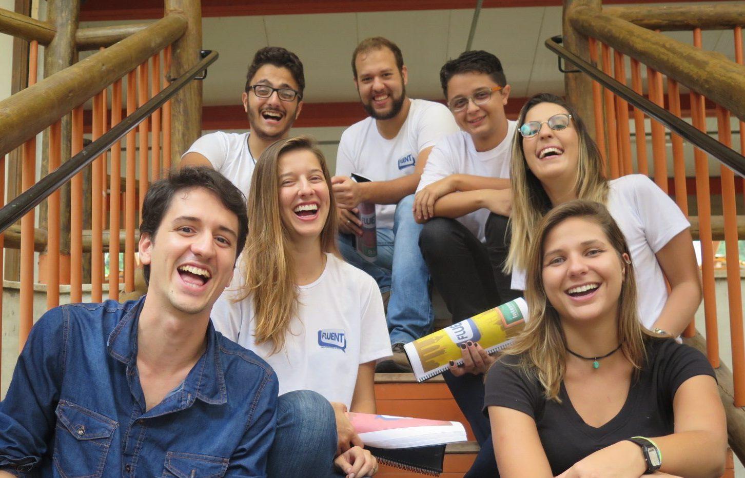Considerada a Uber do inglês, startup itabirana Fluent comemora resultados obtidos