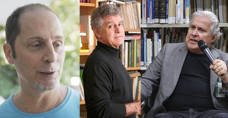 Itabira recebe nesta quarta e quinta-feira Pedro Drummond, Humberto Werneck e Edmílson Caminha