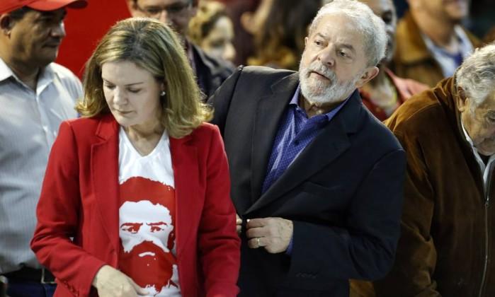 PT critica julgamento do STF e volta afirmar que processo 'visa impedir candidatura de Lula'