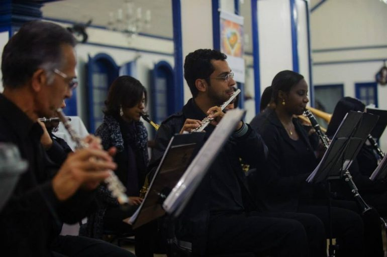 Orquestra de Câmara se apresenta sábado no teatro da FCCDA; entrada é gratuita