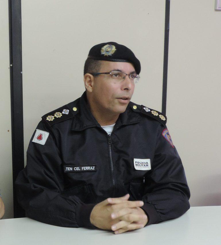 'Não há descontinuidade no policiamento', garante comandante da PM de Itabira