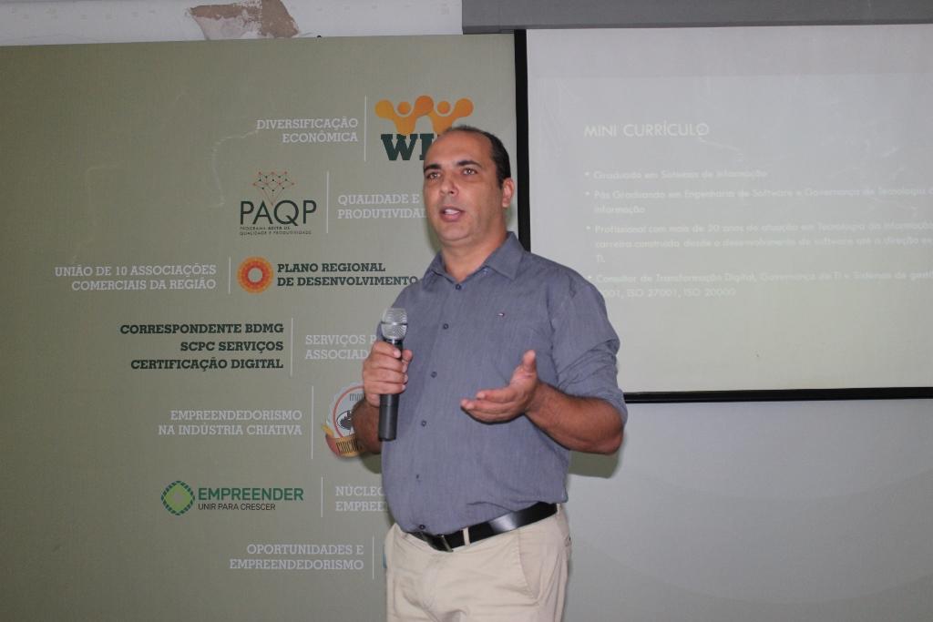 Especialista defende uso das tecnologias para fomentar empresas itabiranas