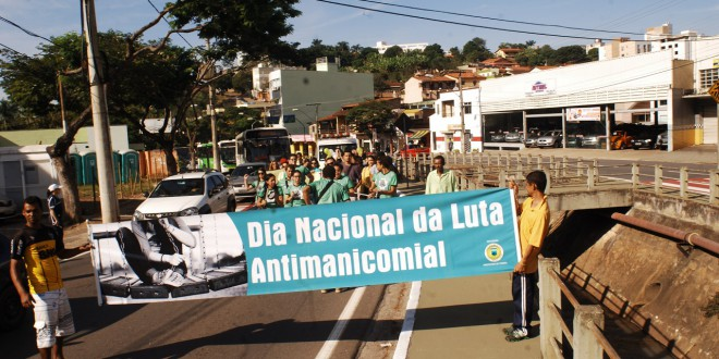 Oficinas, palestra e passeata marcam Semana da Luta Antimanicomial em Itabira