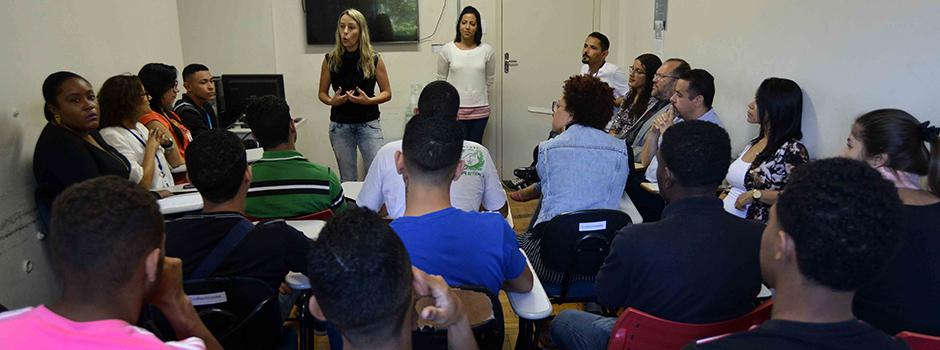 Programa de menor aprendiz seleciona adolescentes acautelados para experiência no mercado de trabalho