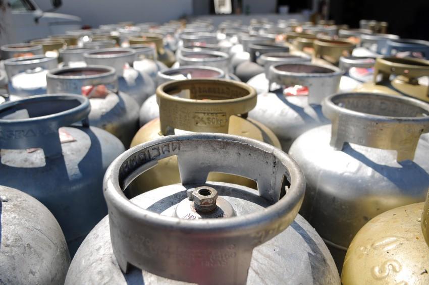 Preço médio do gás de cozinha teve alta de 1,4% na última semana