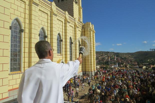 Jubileu do Senhor Bom Jesus do Matosinhos tem vasta programação religiosa; confira!