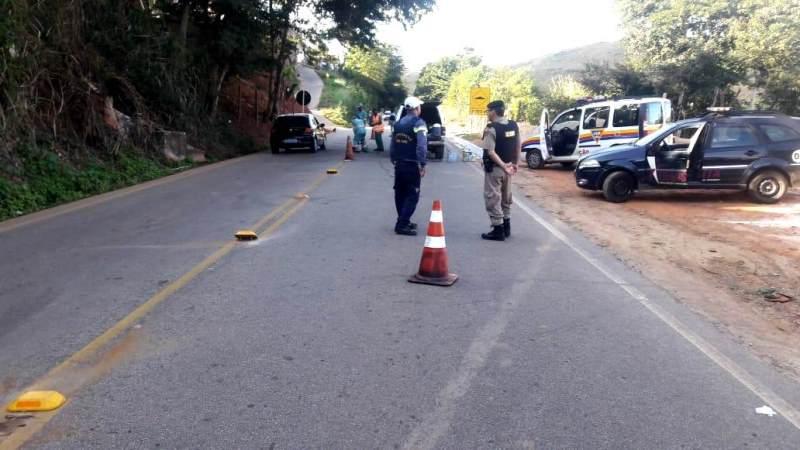 Trecho de rodovia no Pedreira passa por revitalização