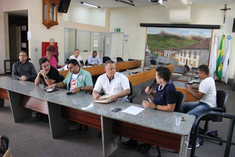 Câmara de Itabira votará na terça projetos que alteram plano de cargos no setor público