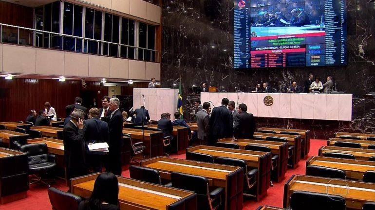 Deputado pede redução no número de cadeiras e corte dos salários pela metade na ALMG