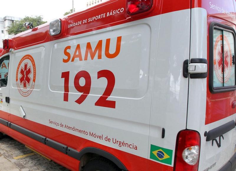 Acidente grave deixa dois feridos em Itabira