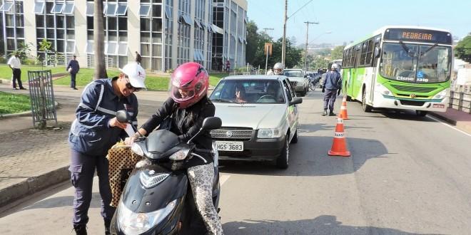 Itabira retoma campanha de conscientização no trânsito