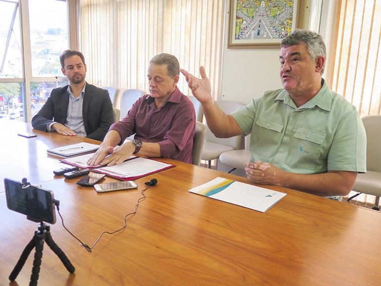 Gerente da Vale confirma planejamento para tratar minério de outras cidades em Itabira