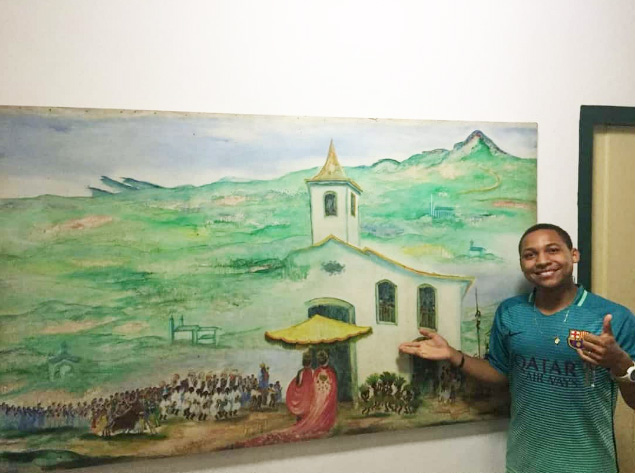 Festa de Nossa Senhora do Rosário é registrada como patrimônio imaterial de Conceição do Mato Dentro