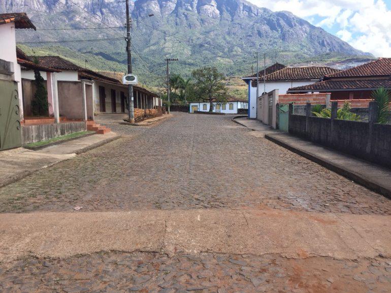 Catas Altas abre licitação para melhorar infraestrutura do Morro D'Água Quente