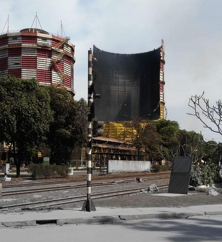 Gasômetro explode na Usiminas e trabalhadores precisam ser evacuados
