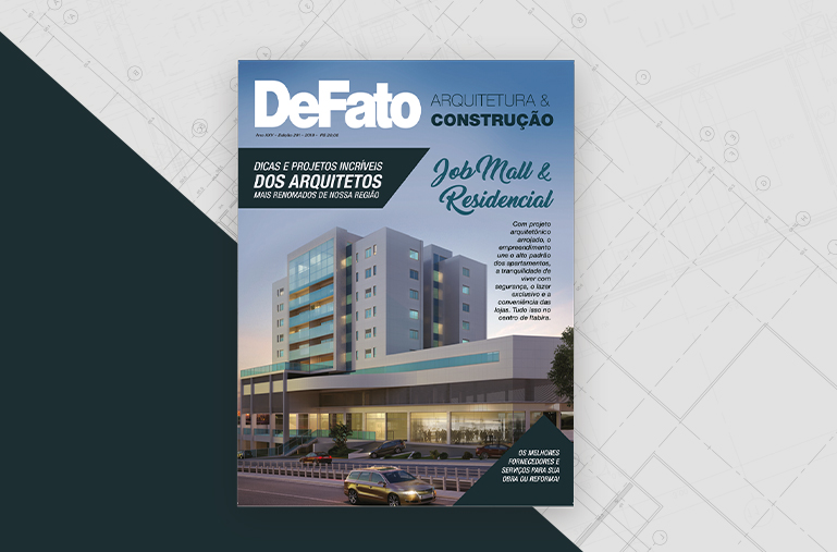 Profissionais apostam na DeFato Arquitetura e Construção para crescer