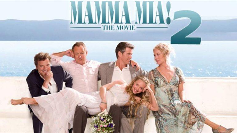"""""""Mamma Mia – Lá Vamos Nós de Novo"""""""