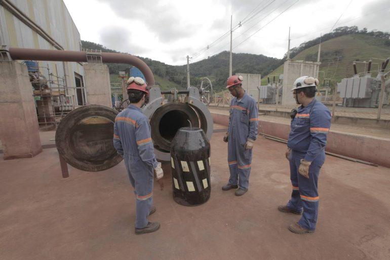 Anglo American conclui inspeção no mineroduto