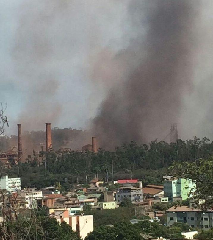 """""""Pessoas desmaiaram em choque"""", conta monlevadense que reside em Ipatinga"""