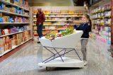 Ford cria carrinho de supermercados que freia automaticamente para evitar acidentes