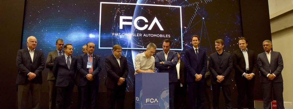 Fiat vai investir R$ 8,5 bilhões no Brasil até 2024