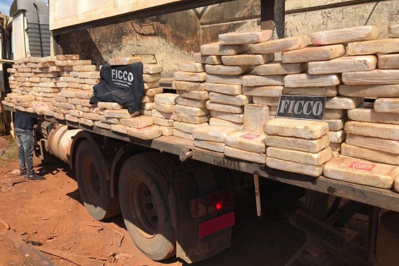 Minas Gerais tem a maior apreensão de pasta-base de cocaína deste ano