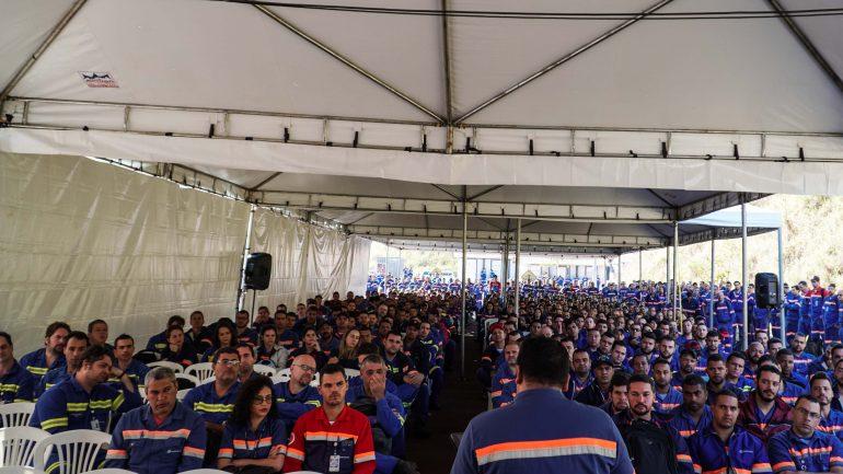 Trabalhadores rejeitam proposta de PLR da Anglo American