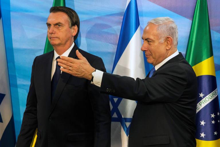 Israel pede apoio do Brasil contra Irã em encontro sigiloso no Itamaraty