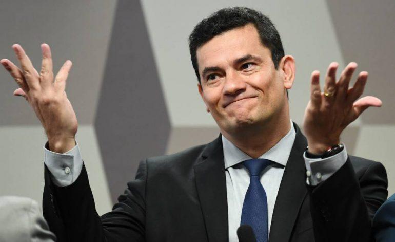 Sergio Moro cancela participação em evento de jornalismo investigativo